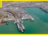 Port of Baku staví v Alatu terminál pro přepravu hnojiv