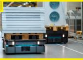 MiR uvádza dva výkonné autonómne mobilné roboty na optimalizáciu celej logistiky