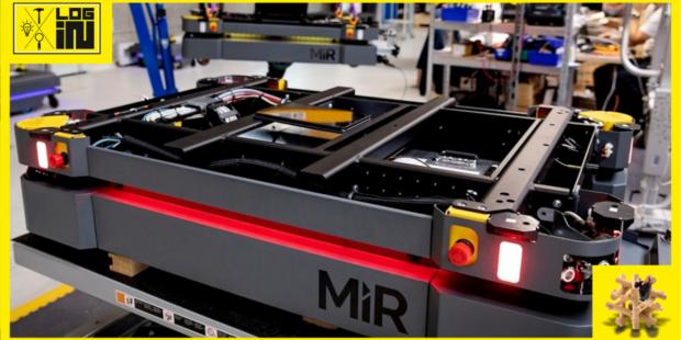 Rastúci záujem o väčšie flotily autonómnych mobilných robotov