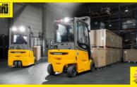 Jungheinrich spustil výrobu elektrických vozíkov série 2 a 3